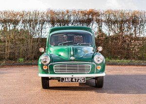 1969 Morris Minor Van For Sale by Auction