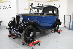 1937 Morris Eight Series One *SOLD*