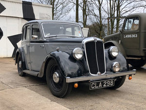 1935 Morris 10/4 Saloon For Sale by Auction