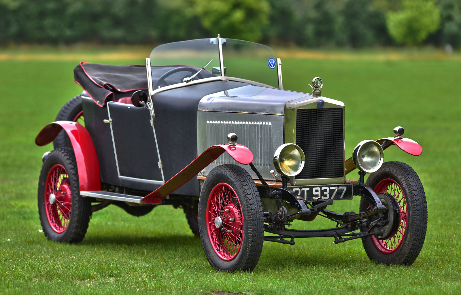 1927 Morris-MG Oxford Super Sport Special For Sale (picture 1 of 6)