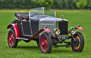 1927  Morris-MG Oxford Super Sport Special