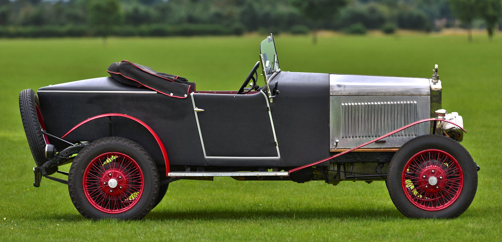1927 Morris-MG Oxford Super Sport Special For Sale (picture 2 of 6)