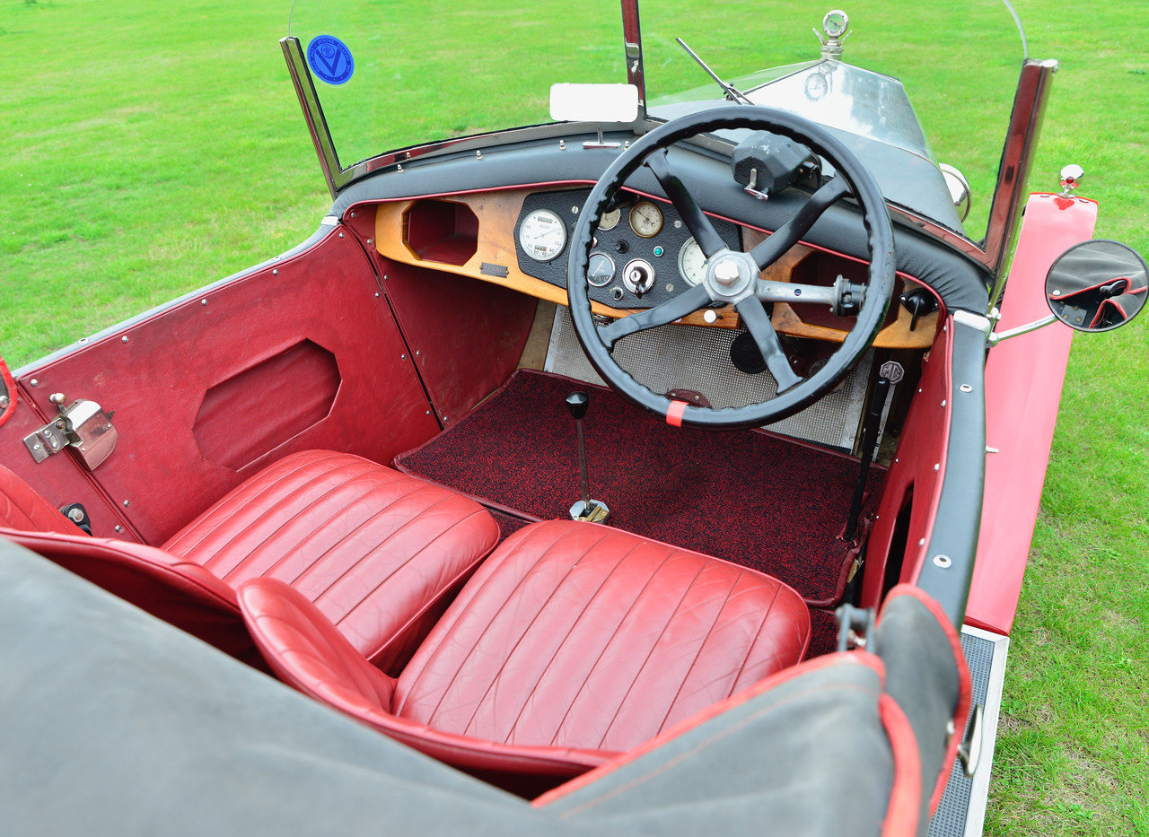 1927 Morris-MG Oxford Super Sport Special For Sale (picture 4 of 6)