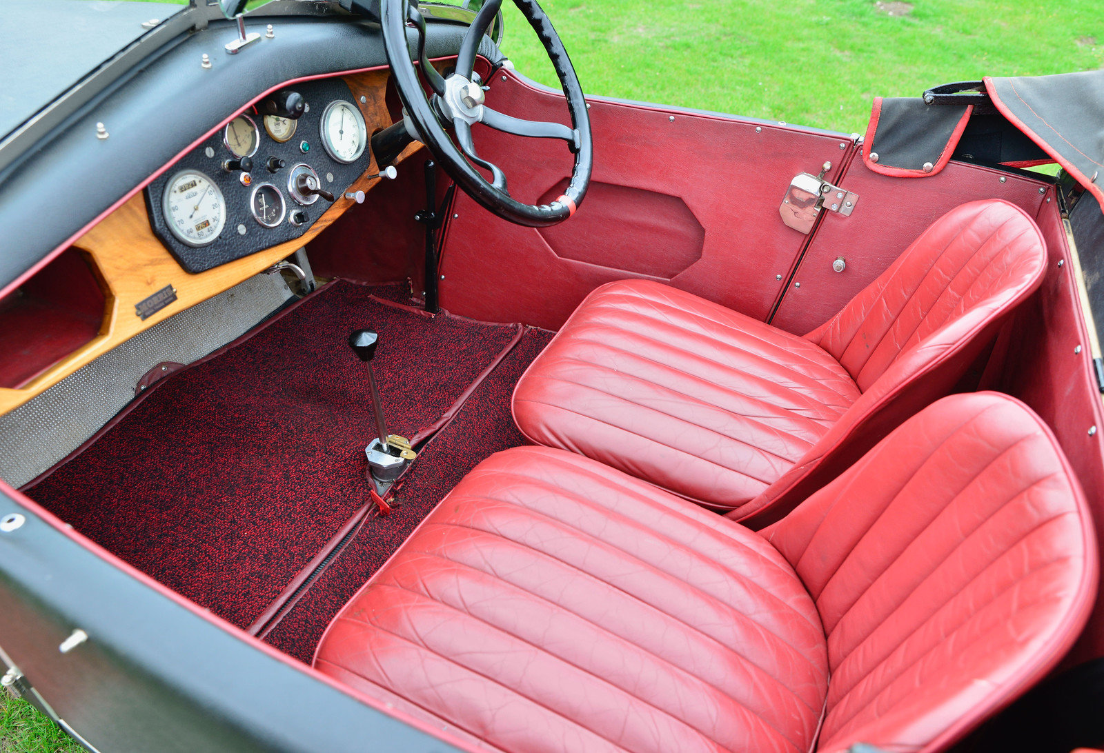 1927 Morris-MG Oxford Super Sport Special For Sale (picture 5 of 6)