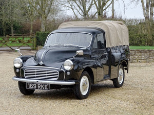 1961 Morris Minor 1000 Pickup For Sale by Auction