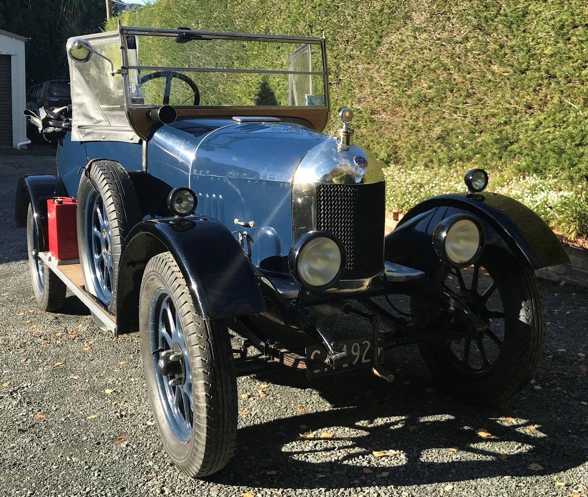 1925 Bullnose Morris. For Sale
