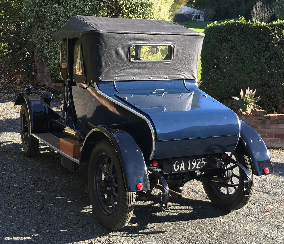 1925 Bullnose Morris. For Sale (picture 5 of 6)