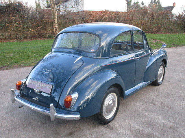1964 Morris Minor 1000 (Debit Cards Accepted & Delivery) SOLD (picture 3 of 6)