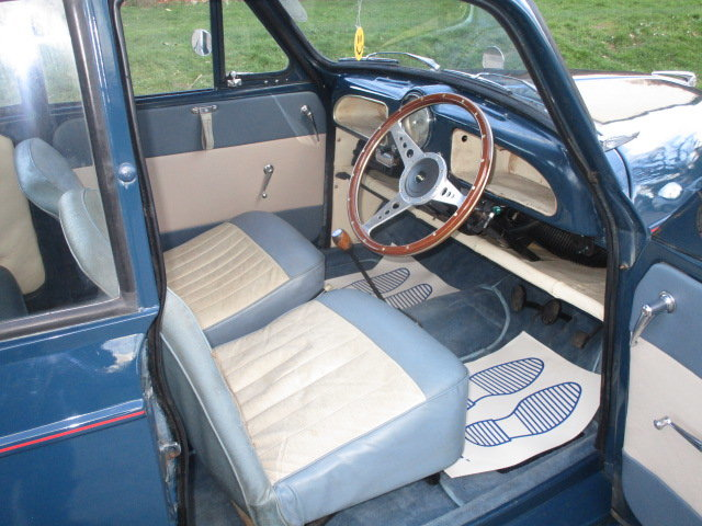 1964 Morris Minor 1000 (Debit Cards Accepted & Delivery) SOLD (picture 4 of 6)