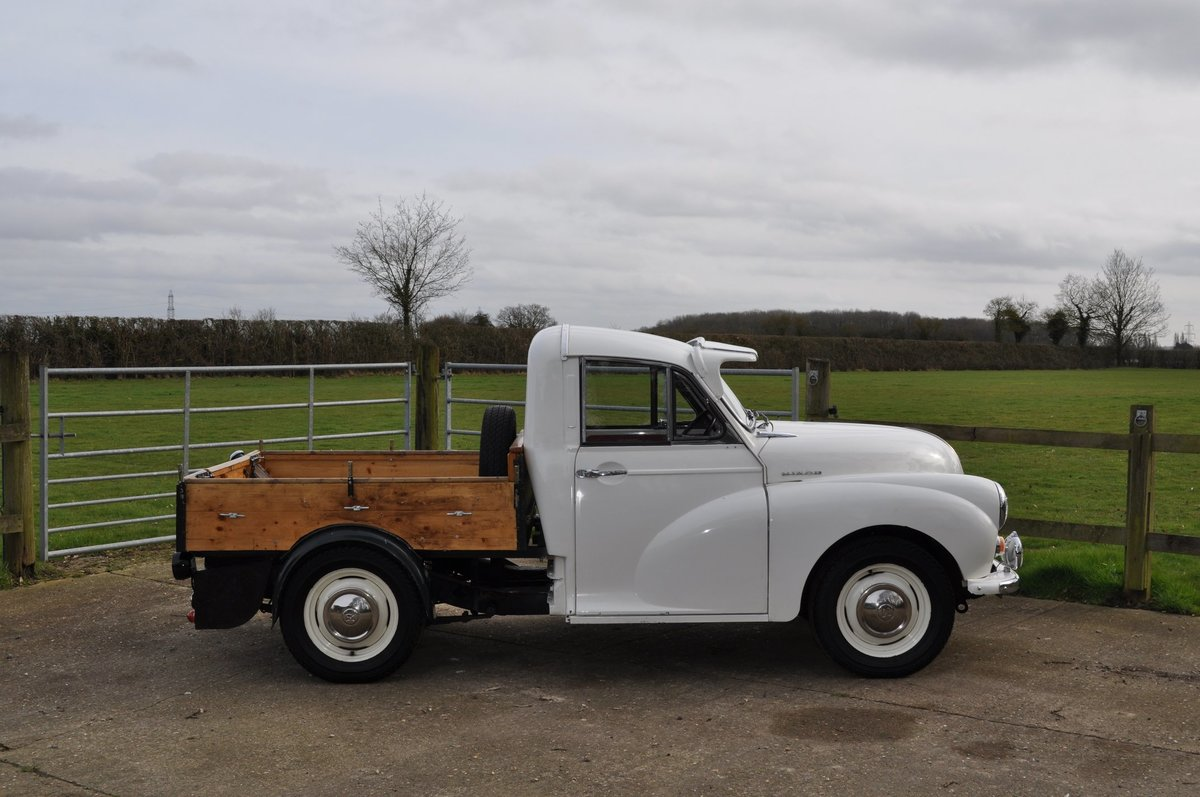 Morris Minor Pickup 1969 Classic Car SOLD (picture 2 of 6)