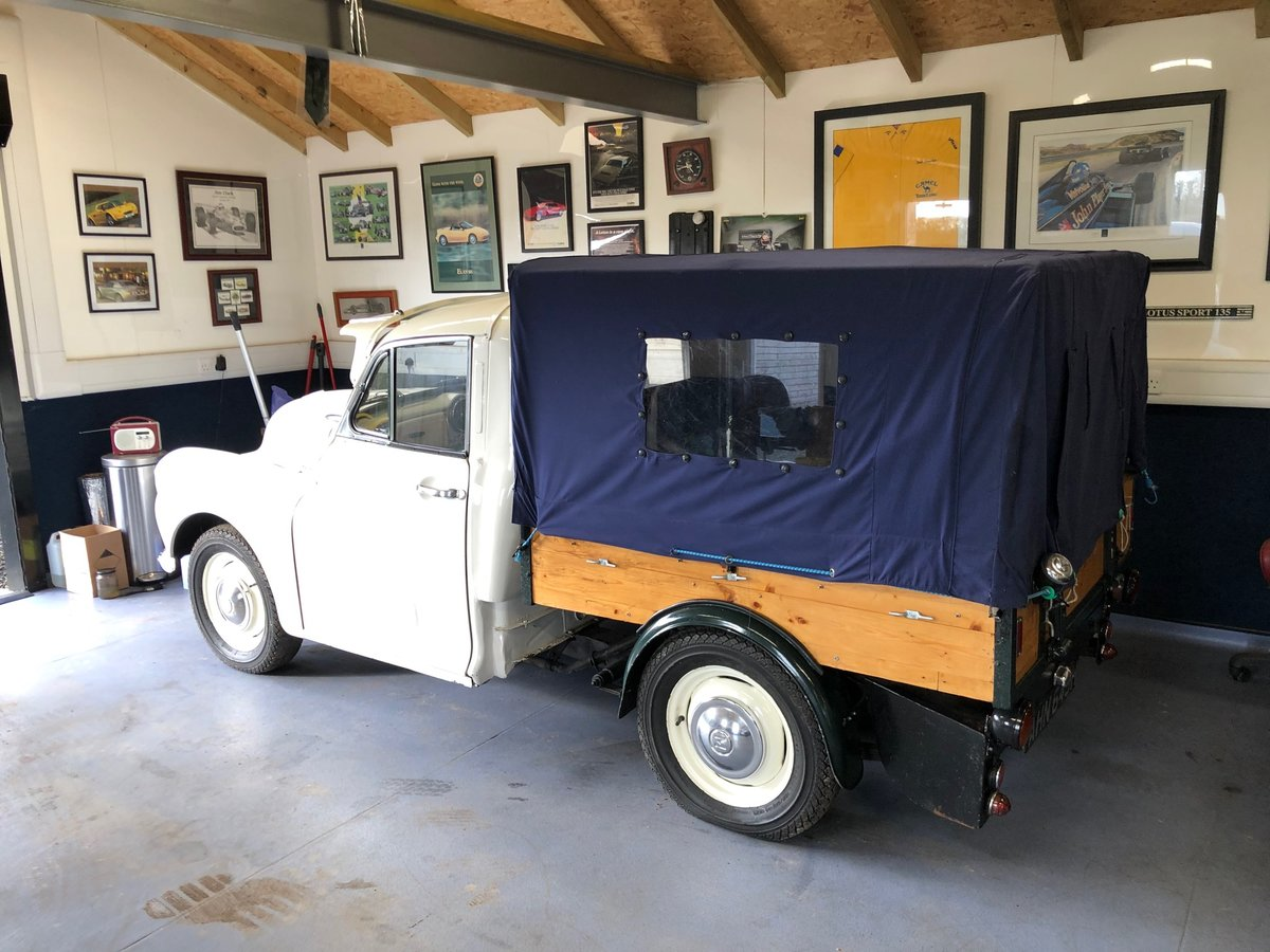 Morris Minor Pickup 1969 Classic Car SOLD (picture 6 of 6)
