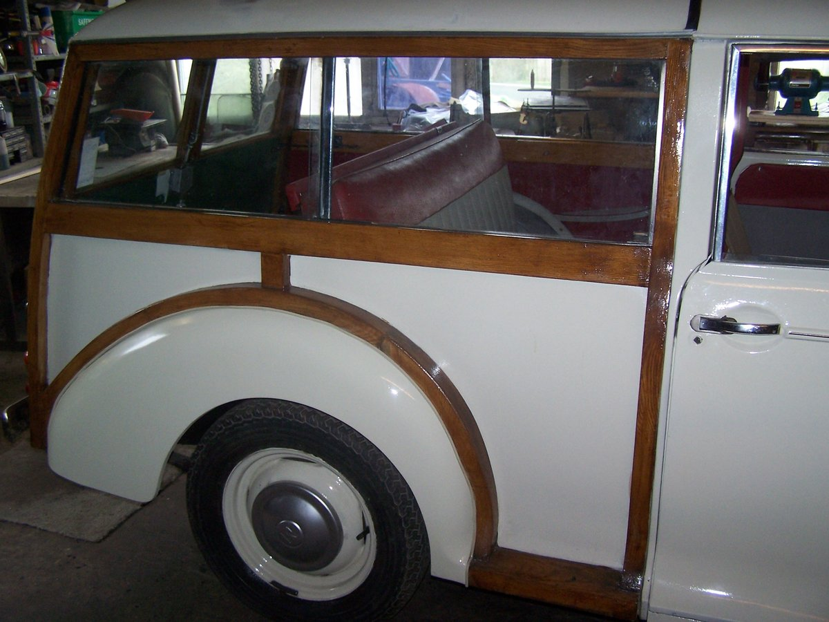 1962 Minor traveller SOLD (picture 2 of 6)