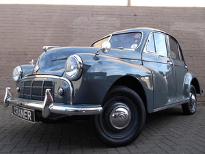 Picture of Concourse 1953 Morris Minor SOLD