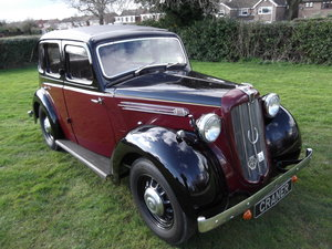Picture of 1938 Morris Twelve Four Sliding Head SOLD