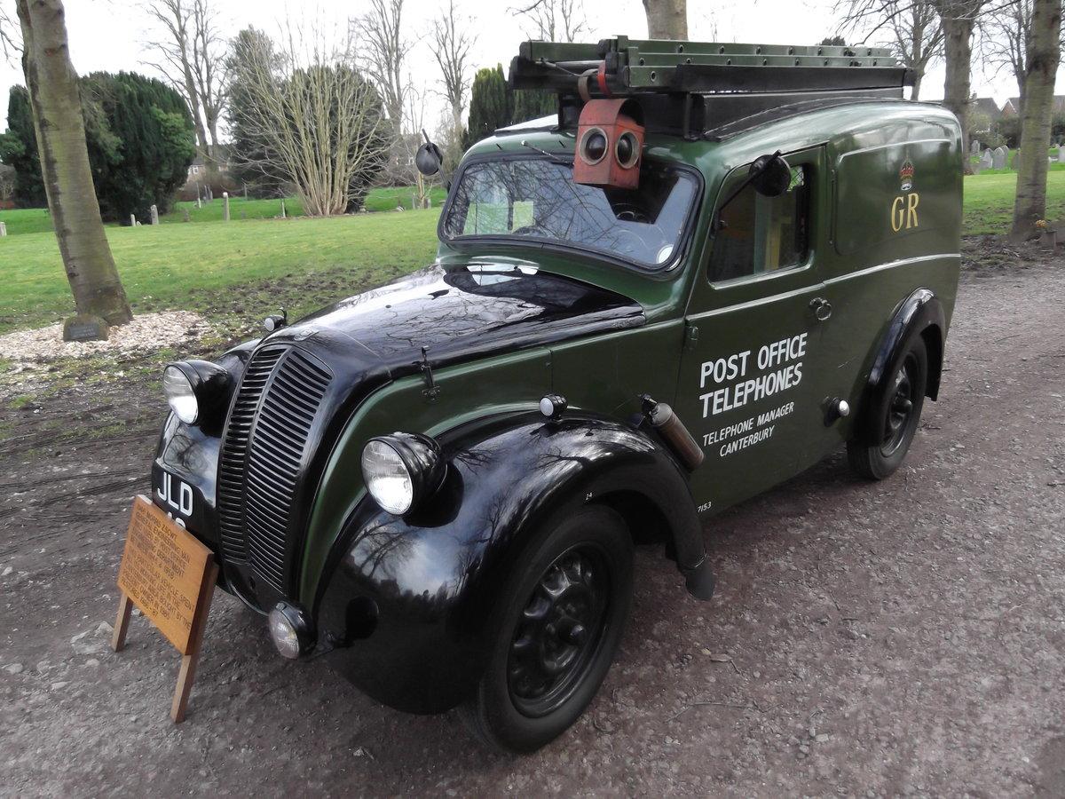 1948 Morris Z Van For Sale (picture 1 of 6)