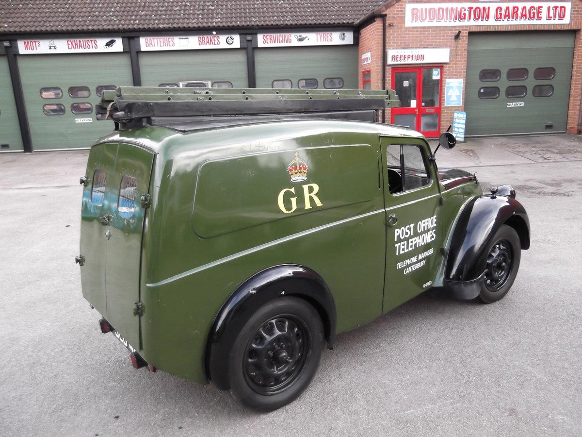 1948 Morris Z Van For Sale (picture 2 of 6)
