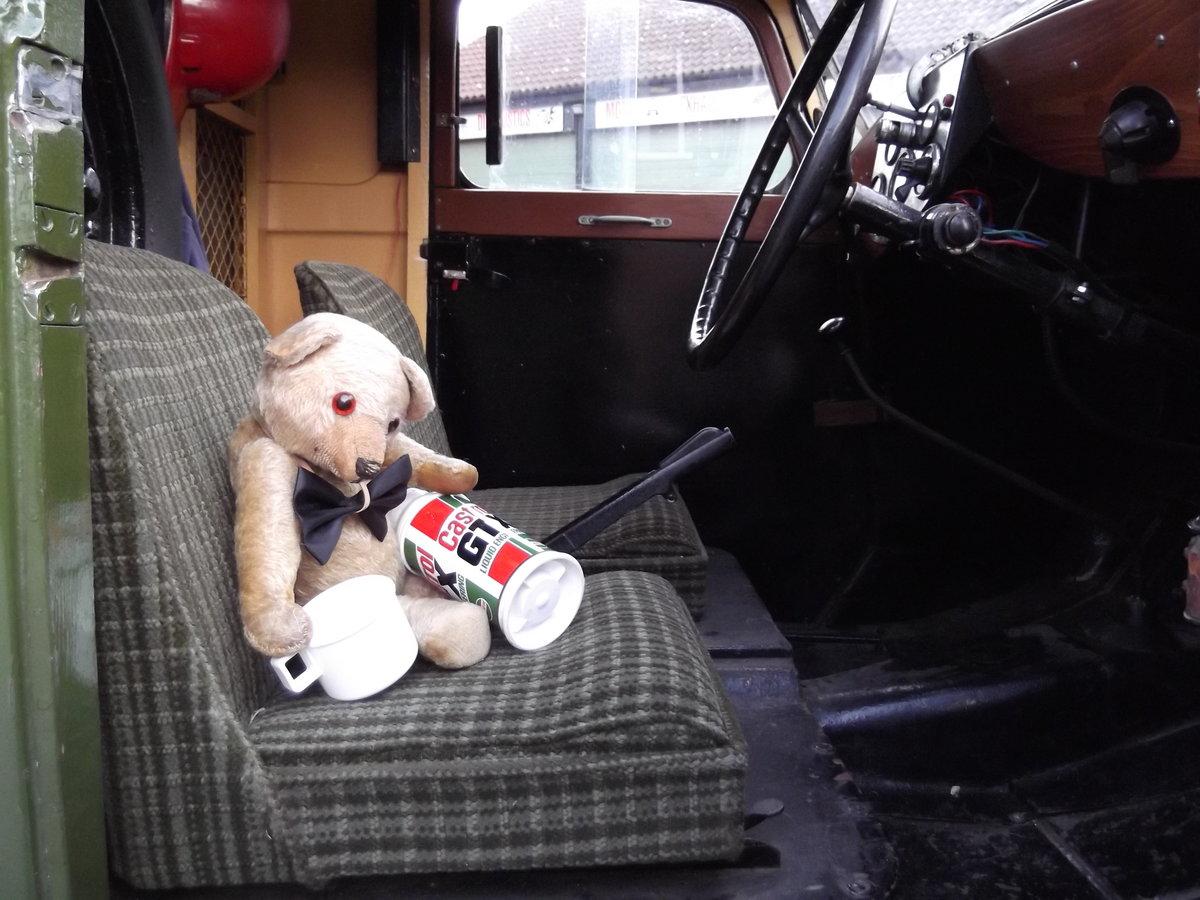 1948 Morris Z Van For Sale (picture 4 of 6)