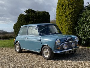Picture of 1967 Morris Mini MK I Evocation Beautifully Built SOLD