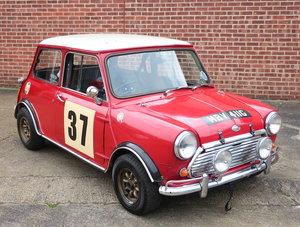 1969 Mini Cooper MKII