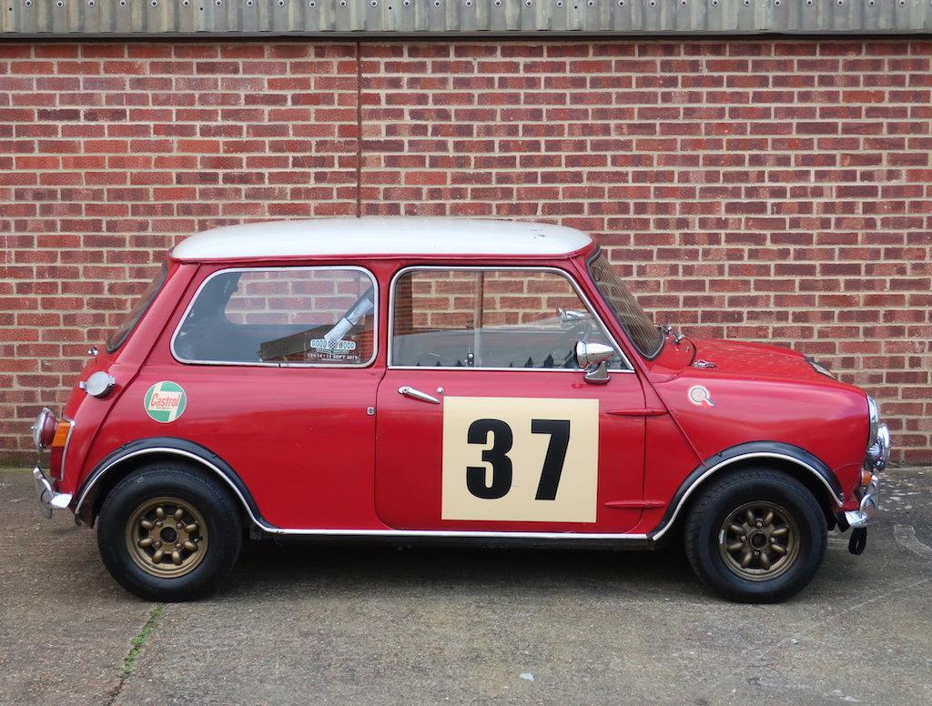 1969 Mini Cooper MKII  For Sale (picture 2 of 6)