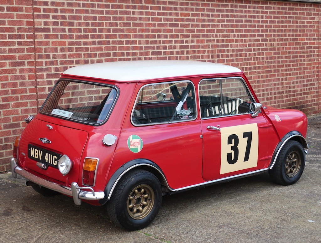1969 Mini Cooper MKII  For Sale (picture 3 of 6)