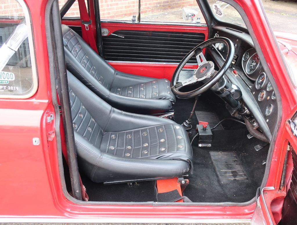 1969 Mini Cooper MKII  For Sale (picture 4 of 6)