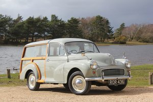 1957 Morris Minor 1000 Traveller 2 owners from new For Sale