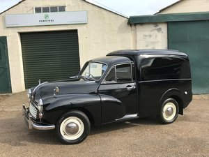 Picture of 1967 Morris Minor 6cwt van, SOLD SOLD