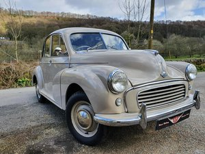 1955 Vey tidy Sandy Beige 4 door, aged to perfection! For Sale