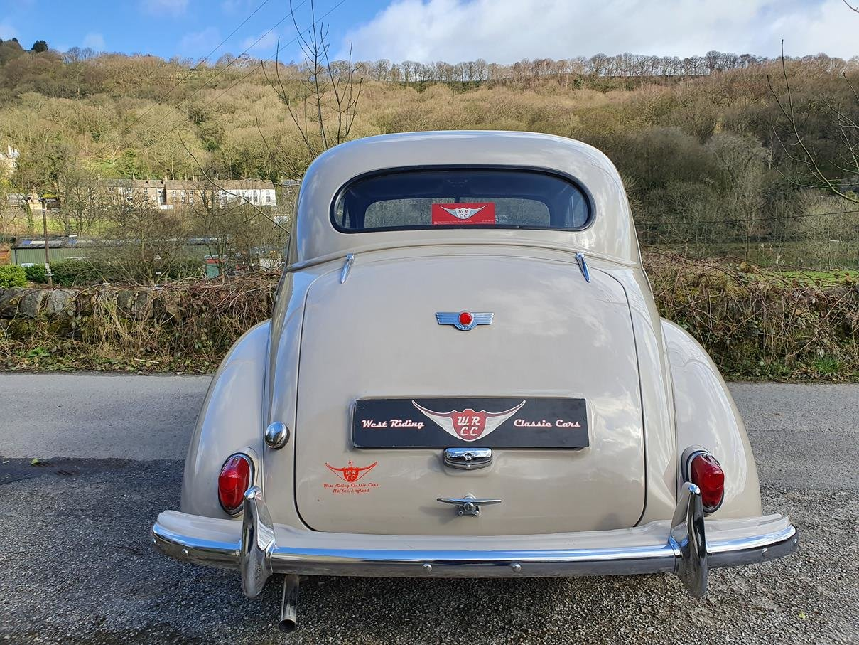 1955 Vey tidy Sandy Beige 4 door, aged to perfection! SOLD (picture 4 of 6)