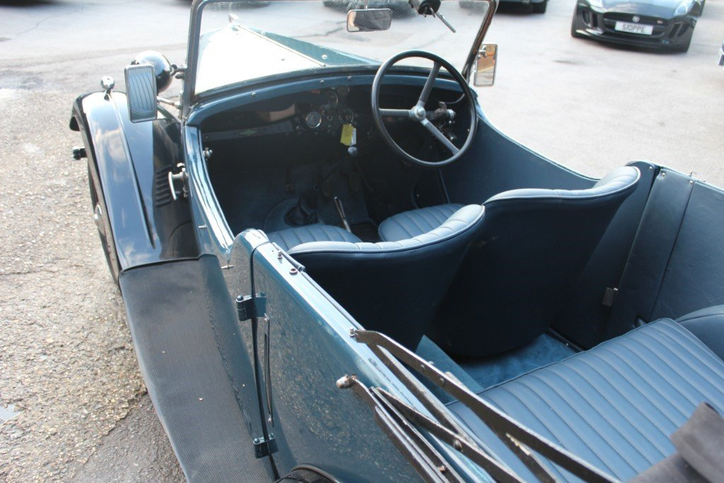 Famous 1935 Morris 8 Tourer, As seen on TV For Sale (picture 2 of 6)
