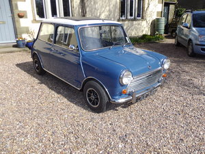 Picture of 1969 Morris Mini Cooper 998cc.