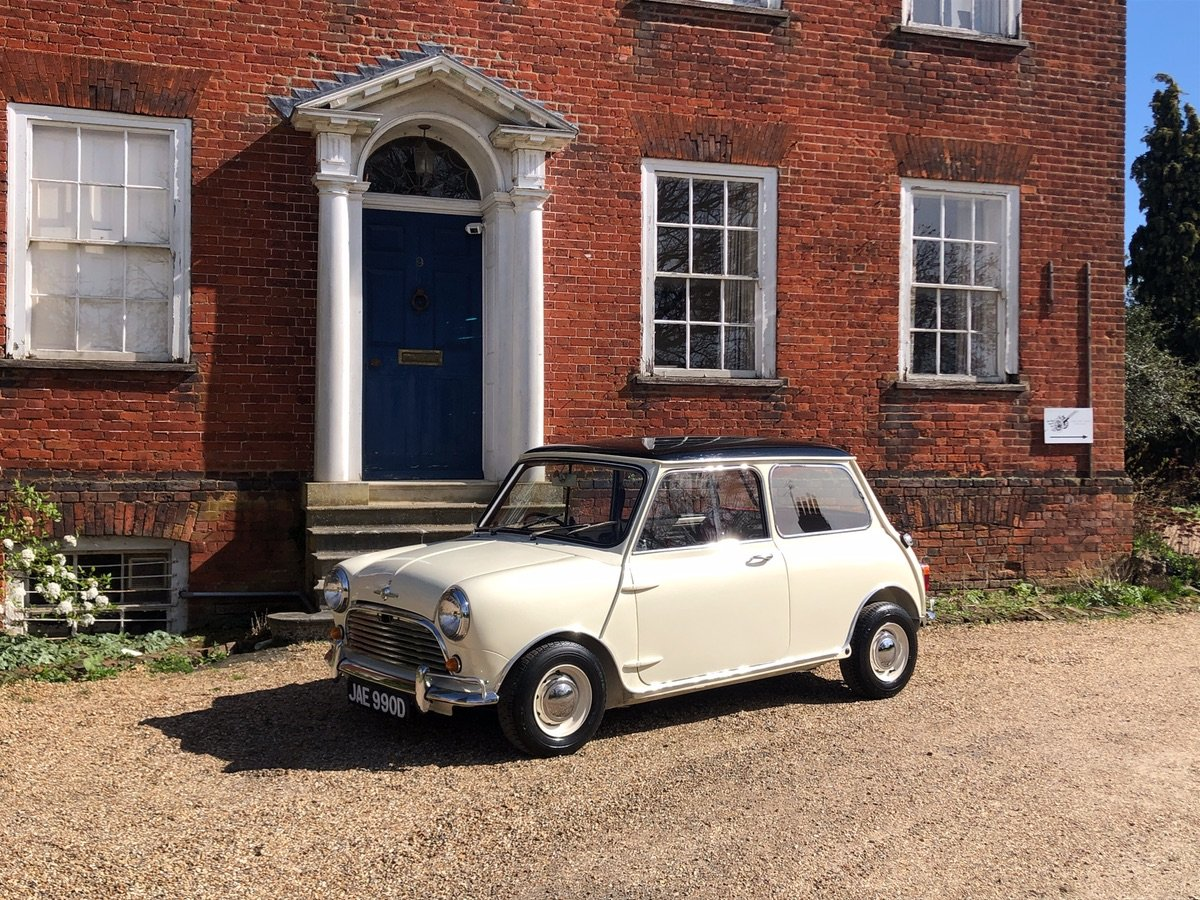 Mini Cooper S , 1275cc , 1966 For Sale (picture 1 of 24)