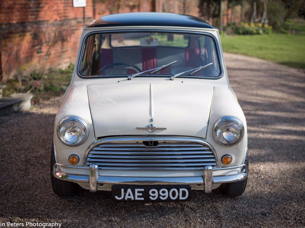 Mini Cooper S , 1275cc , 1966 For Sale (picture 3 of 24)