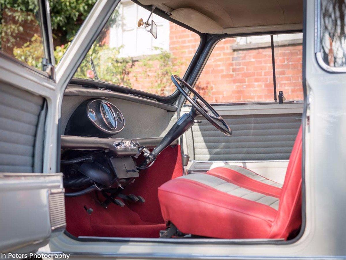 Mini Cooper S , 1275cc , 1966 For Sale (picture 9 of 24)