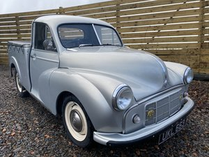 1955 Outstanding Morris Minor Pick Up