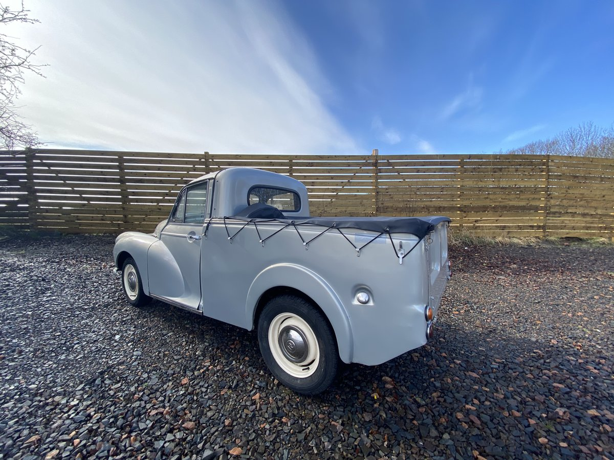 1955 Outstanding Morris Minor Pick Up For Sale (picture 4 of 6)