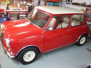 1964 Morris Mini Cooper S mk1
