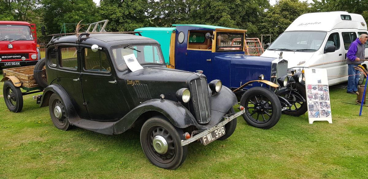 1937 Original Morris 8 SOLD (picture 1 of 2)