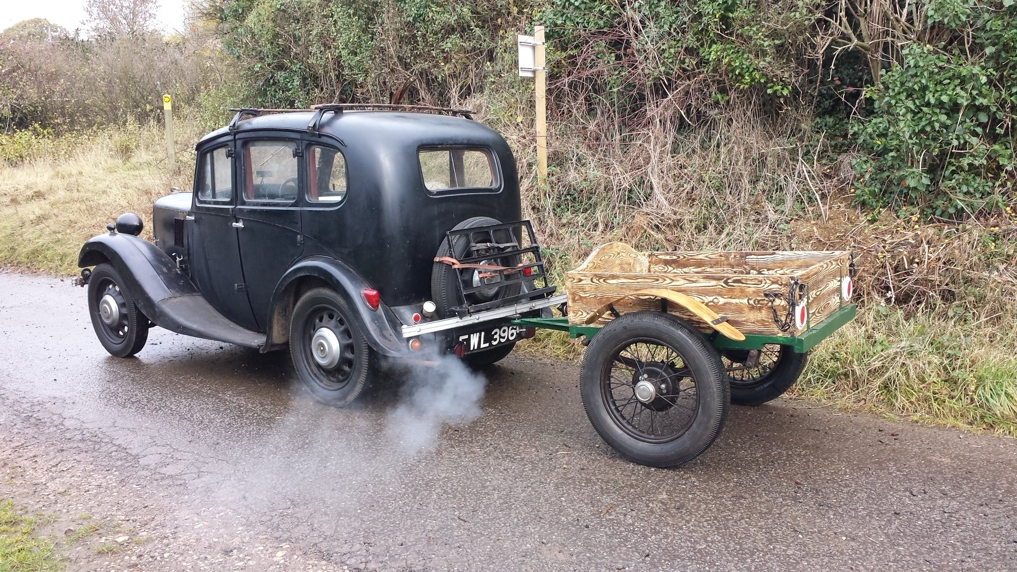1937 Original Morris 8 SOLD (picture 2 of 2)