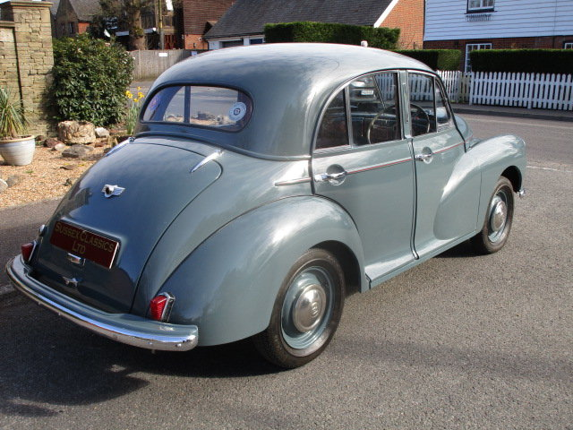 1953 Morris Minor Saloon  (Free Delivery within 200 miles) SOLD (picture 2 of 6)