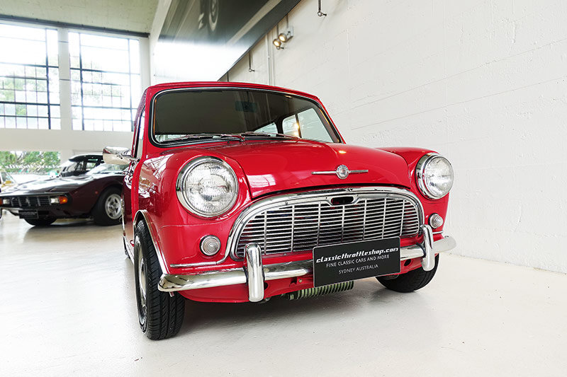1963 An absolute survivor, preserved AUS delivered Mini 850 For Sale (picture 1 of 6)