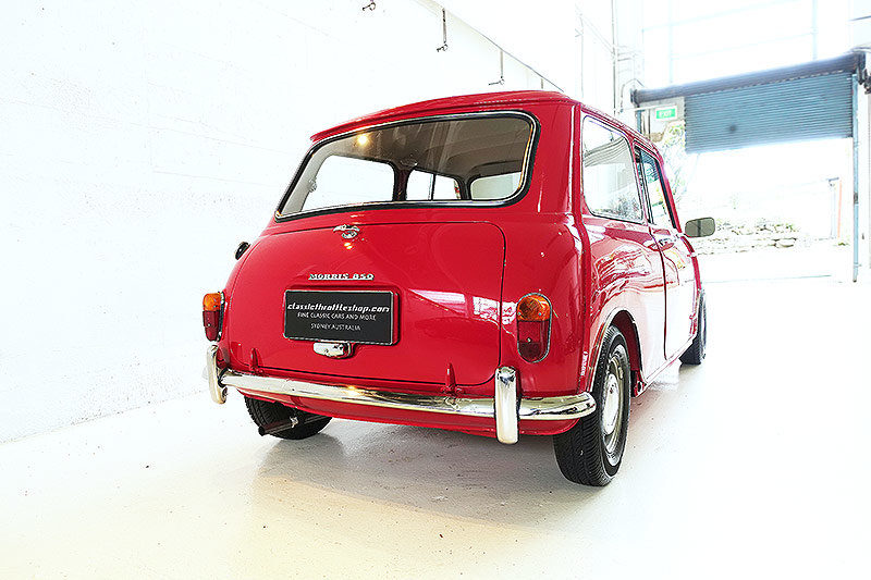 1963 An absolute survivor, preserved AUS delivered Mini 850 For Sale (picture 2 of 6)