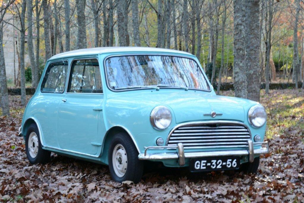 1964 Morris Mini Cooper S MK1 For Sale (picture 1 of 6)
