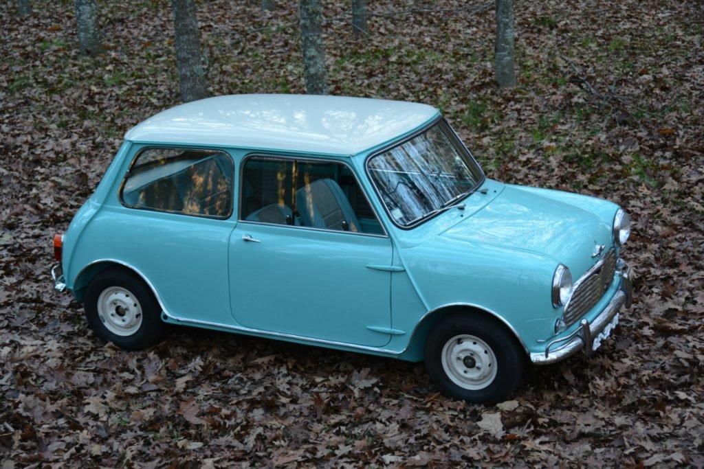 1964 Morris Mini Cooper S MK1 For Sale (picture 2 of 6)