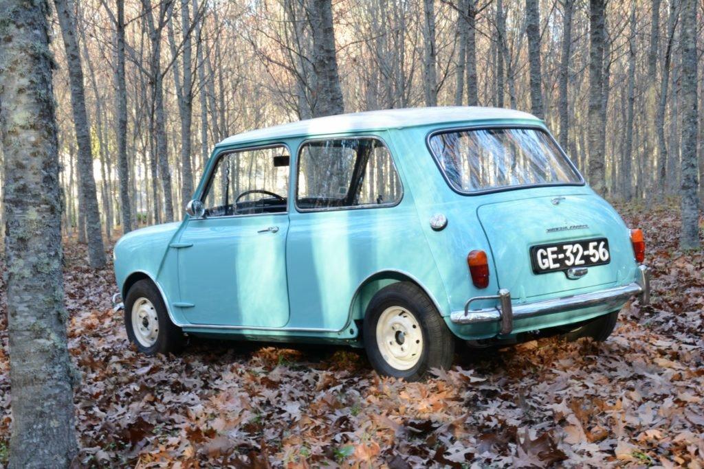 1964 Morris Mini Cooper S MK1 For Sale (picture 3 of 6)