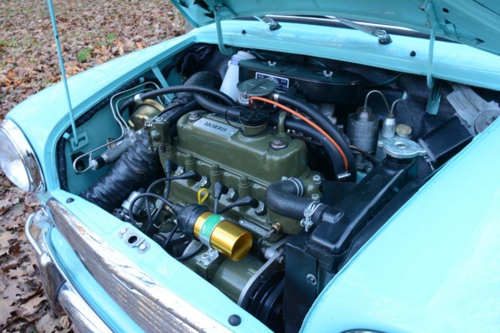 1964 Morris Mini Cooper S MK1 For Sale (picture 6 of 6)