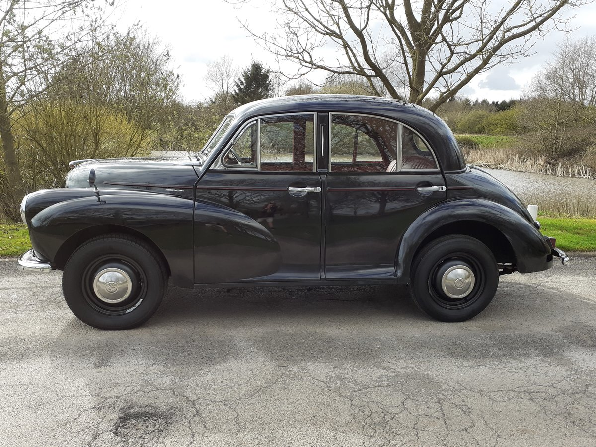 1954 MORRIS MINOR SERIES II 'SPLIT-SCREEN' ~ INVESTMENT!!    SOLD (picture 2 of 6)