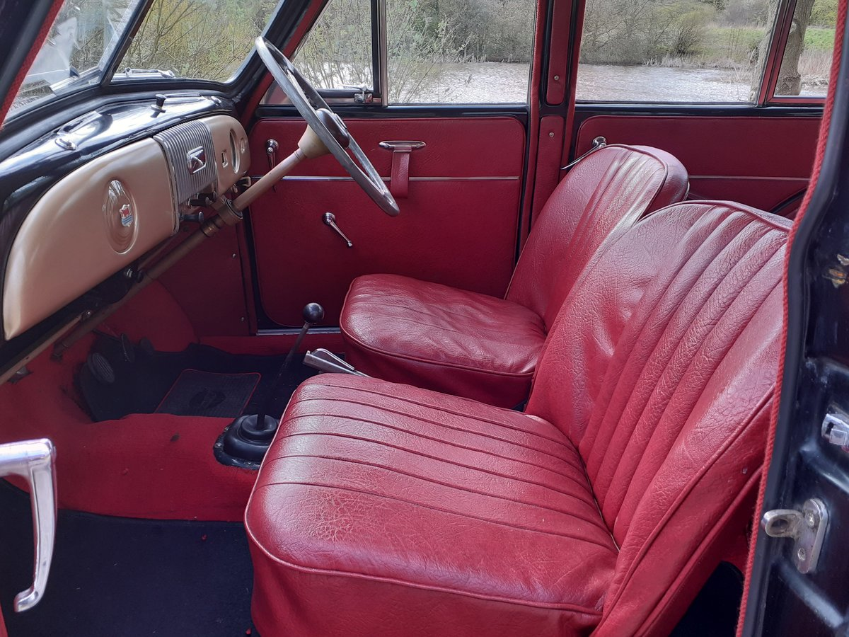1954 MORRIS MINOR SERIES II 'SPLIT-SCREEN' ~ INVESTMENT!!    SOLD (picture 4 of 6)