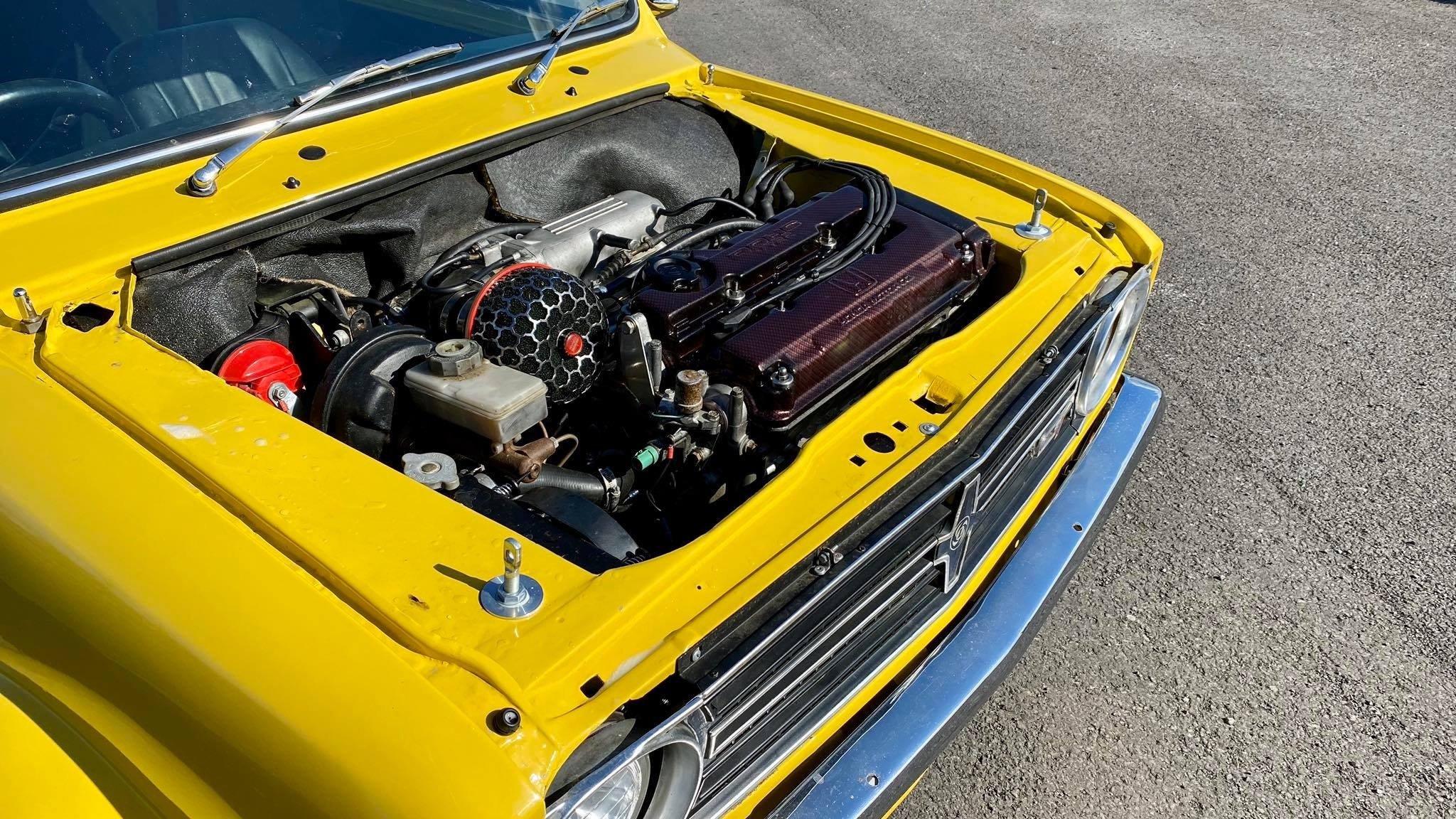 1968 Mini 2.0l honda vtech engine For Sale (picture 3 of 6)